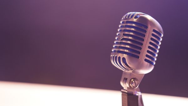 Train your voice for better presentations