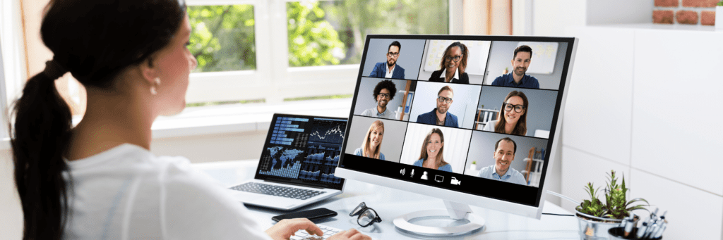 zoom online presentation training