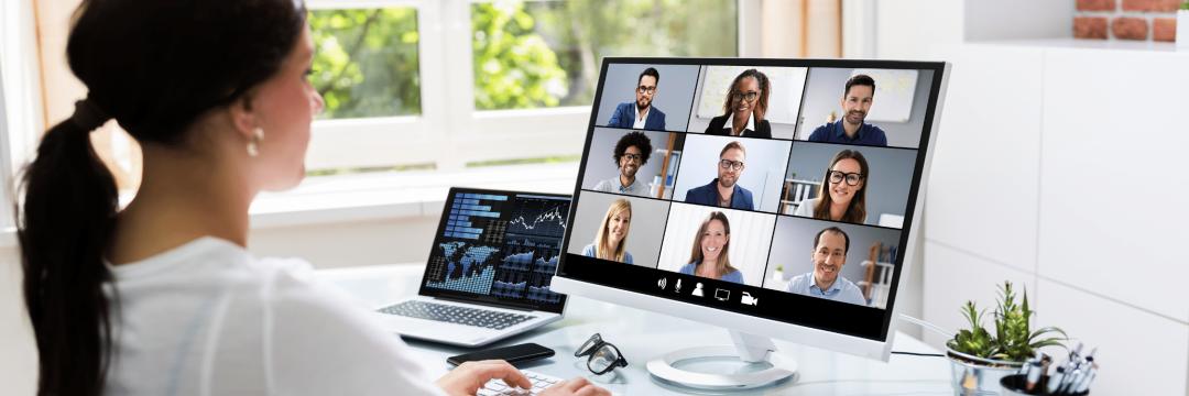 zoom online presentation training
