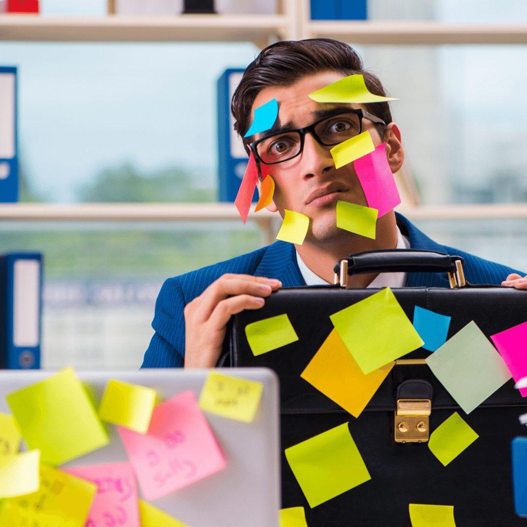 distractions virtual presentations