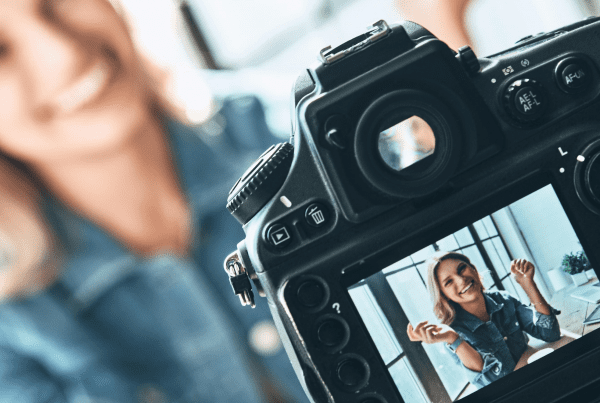 film video selfie camera-shy