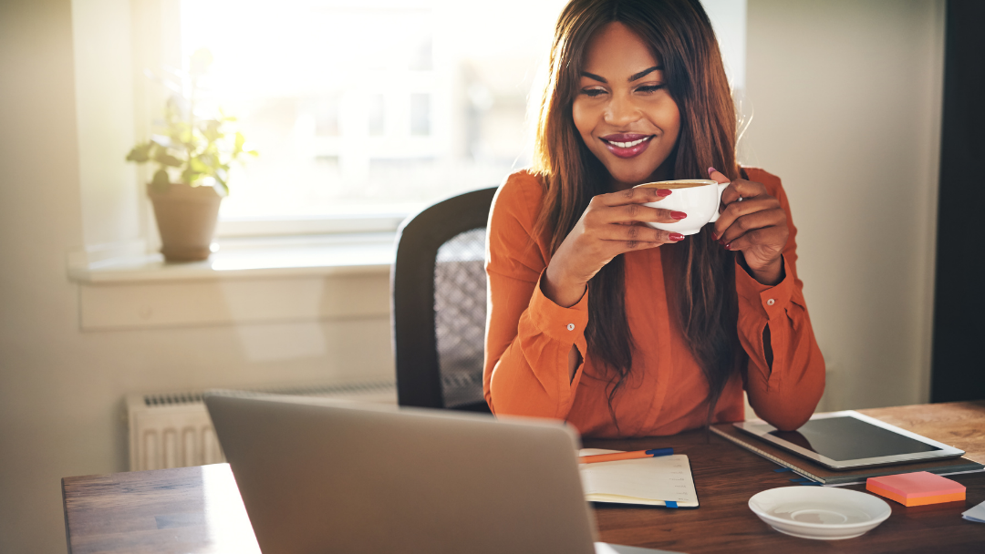 online presenting skills working from home