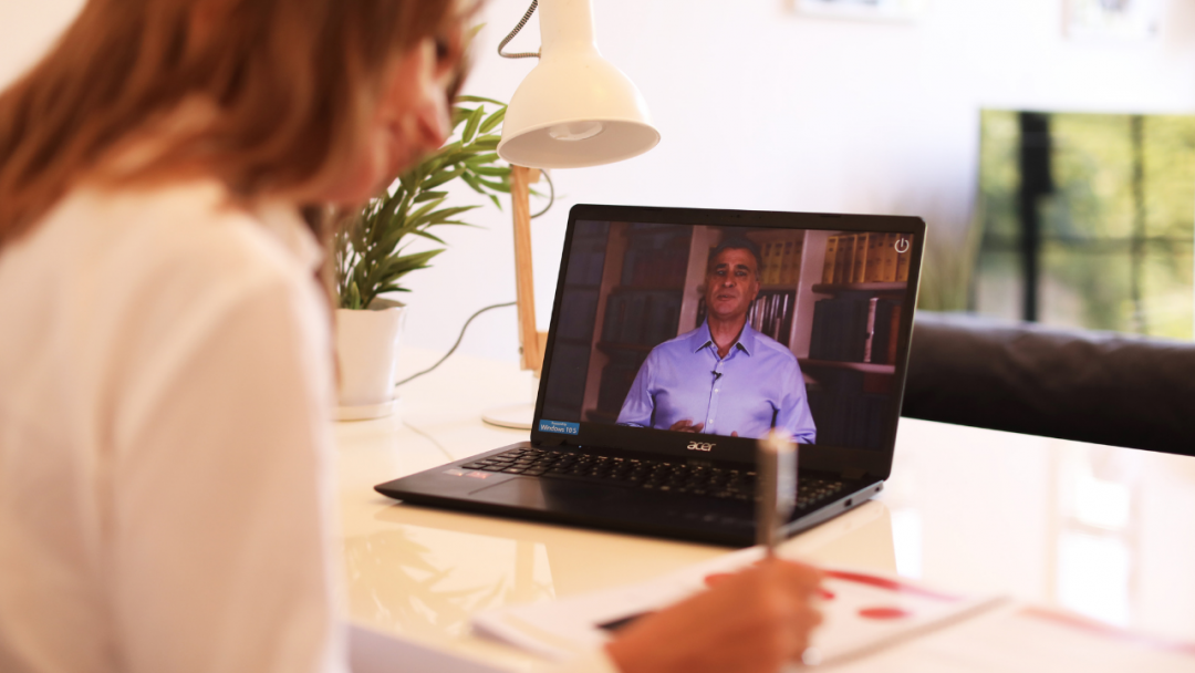 online presentation coach business leaders