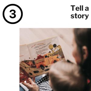 engage virtual audience storytelling