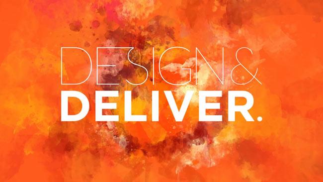 Design & Deliver Logo
